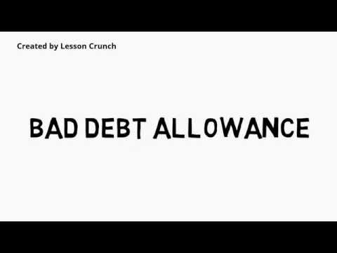 Video #19: Introduction to Allowance for Doubtful Accounts