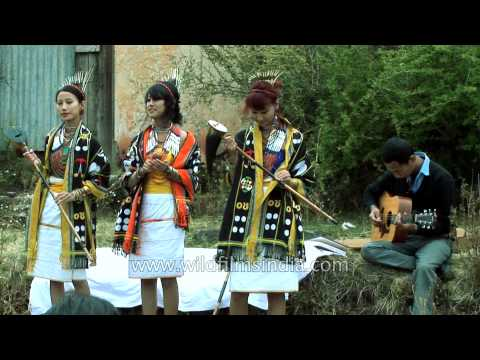 Naga Song about love in the spring-time: Tetseo Sisters