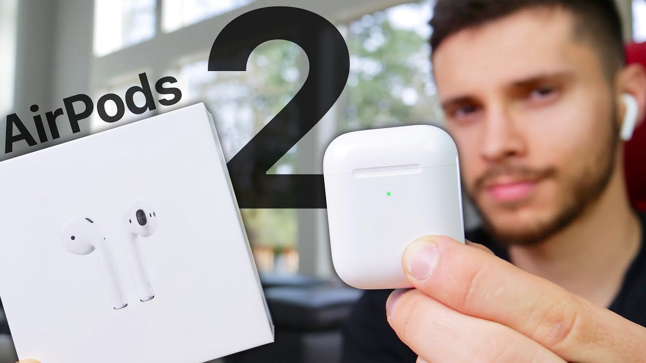 Airpods 2 Review Everything New Vs Airpods 1 Youtube