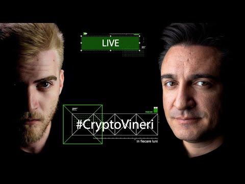 LIVE #CRYPTOVINERI - EURO PE BLOCKCHAIN, YUAN DIGITAL SI BITCOIN