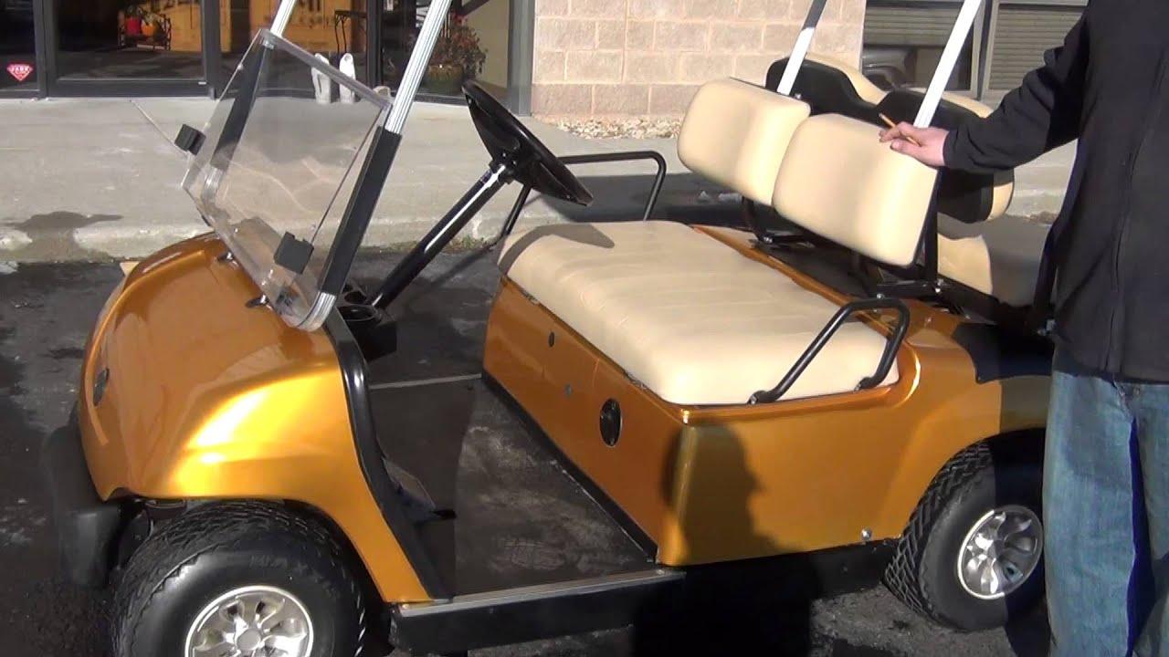 2005 Yamaha G22 Rmi Golf Carts Youtube