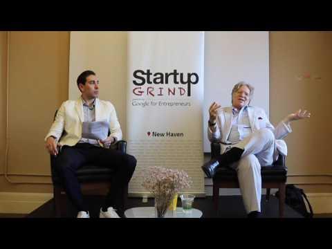 Startup Grind New Haven hosts David S Rose, Founder of New York Angels