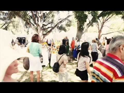 2015 Palo Alto Clay and Glass Festival Video