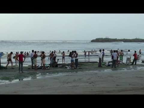 The Nagoa beach (Diu - Gujarat - India)