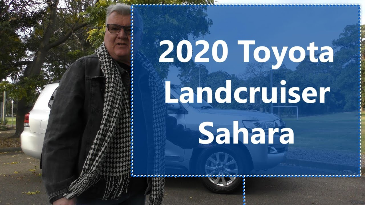 2020 Toyota Landcruiser 200 Sahara 4WD REVIEW GayCarBoys