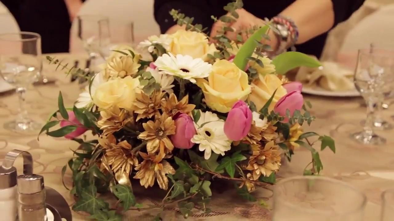 Aranjamente Florale Realizate De Cursanții Atelierele Ilbah Youtube