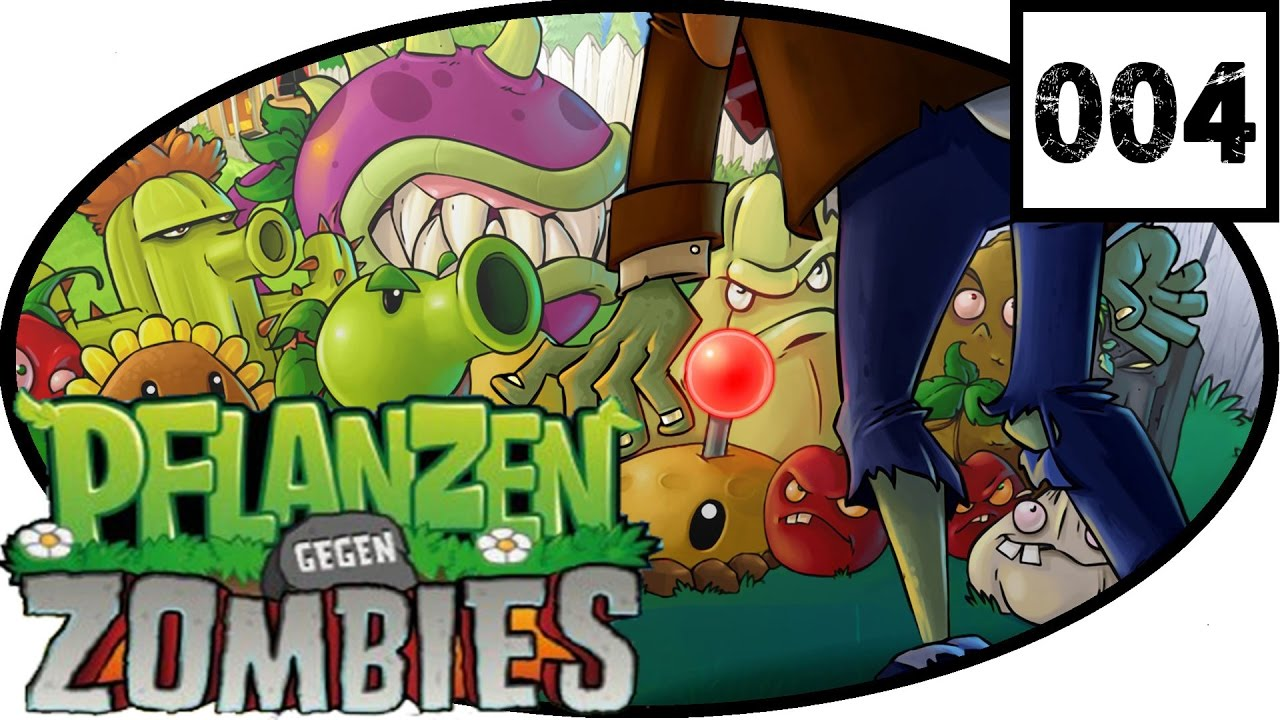 Pflansen Gegen Zombis
