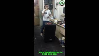 Loa kéo DSp 15A, dòng loa kéo hay nhất cho karaoke gia đình