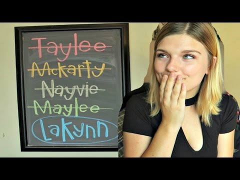 WHITE PEOPLE BABY NAMES
