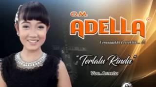 Gambar cover om Adella live palang Terlalu rindu voc Arneta Julia