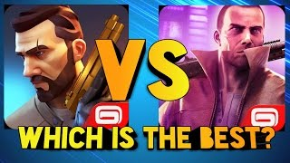Gangstar New Orleans VS Gangstar Vegas Gameplay Comparison