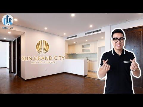 Khám Phá Sun Grand City Ancora Lương Yên & Căn Hộ 118m2 Bàn Giao Nội Thất Cơ Bản CĐT - NhaF [4K]