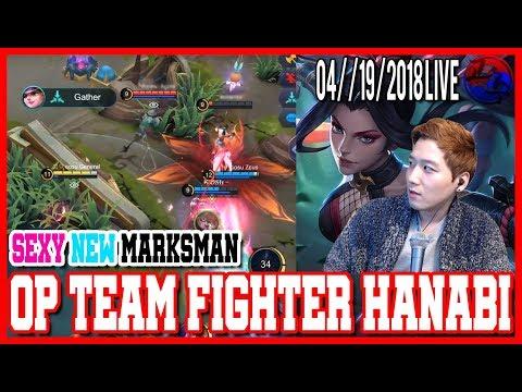 [ENG/KOR] Researching#2 New Markman Hanabi North America Marksman Player Gosu General