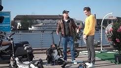 Unser TAG beim SAT.1 FRÜHSTÜCKSFERNSEHEN! Escooter Verordnung, Eroller, E-Motorrad, Eskateboard