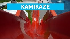 KuBa Strandbad Rheinfelden - Kamikaze || Very Fast Speed Slide