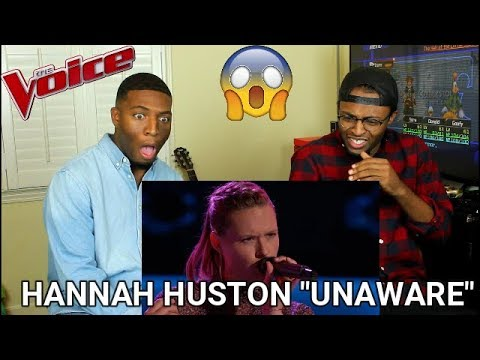 The Voice 2016 Blind Audition - Hannah Huston: