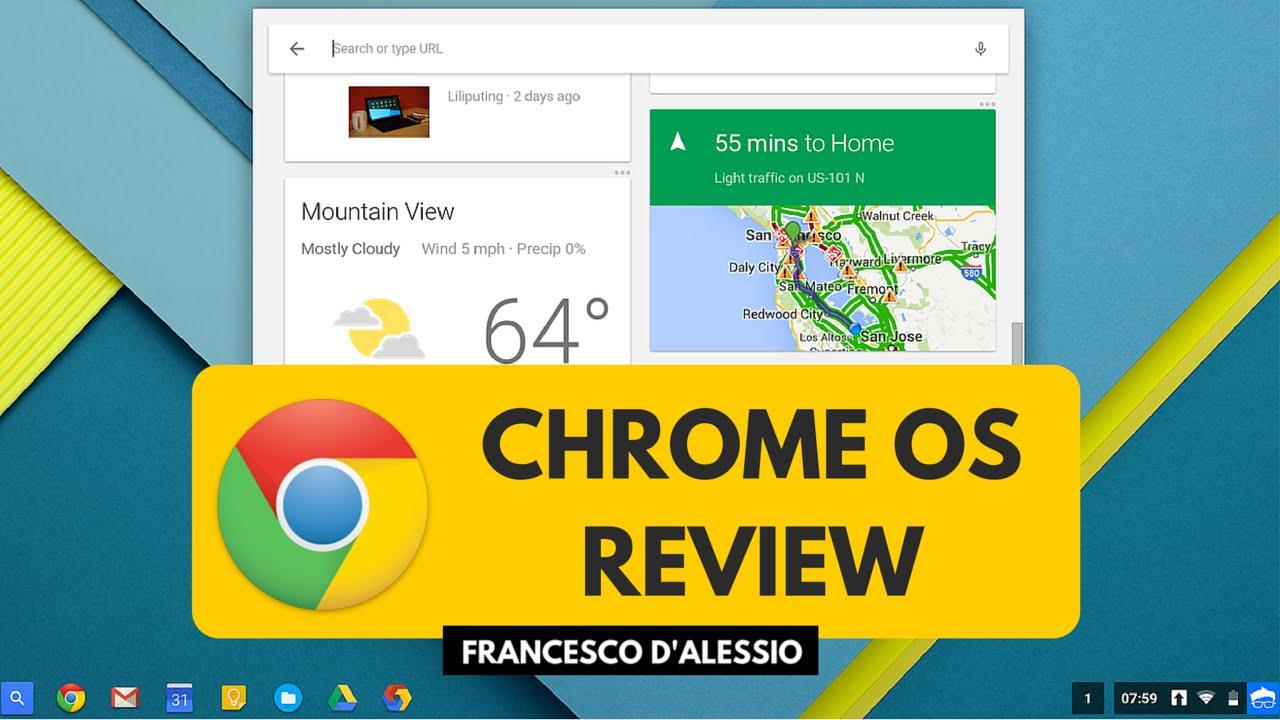 Introduction to Chrome OS: Basics