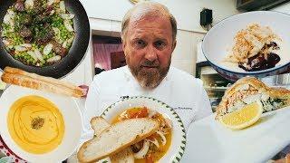 Рецепты от Ивлева – тыквенный крем суп, пирог с рыбой, жаркое из морепродуктов, мясо в соусе терияки