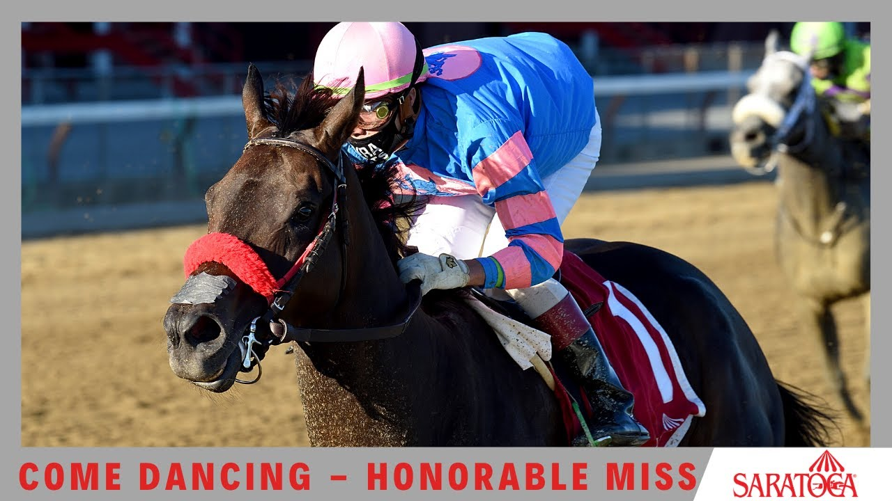 COME DANCING BREAKS STAKES RECORD IN SPA SCORE!!