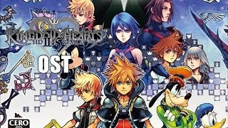 Kingdom Hearts HD 2.5 Remix Full Remastered OST