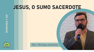 Culto Manhã - Domingo 06/12/20 - Santa Ceia do Senhor - Rev. Philippe Almeida