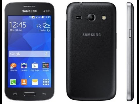 Обзор телефона Samsung Galaxy Star 2 Plus Duos (SM-G350E)