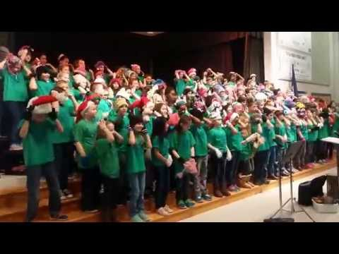 Winter Fun: Margaret Brent Elementary School Winter Concert 2014