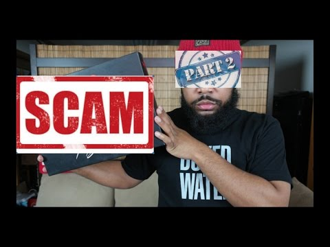 PART 2 Scoop208 Sneaker Scam EXPOSED & NEW INFORMATION Found Nowhere Else