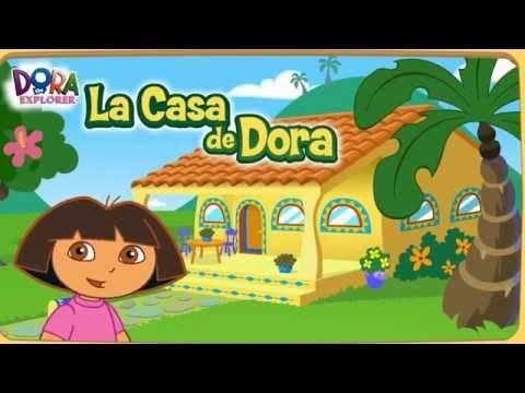 Dora The Explorer La Casa De Dora Game
