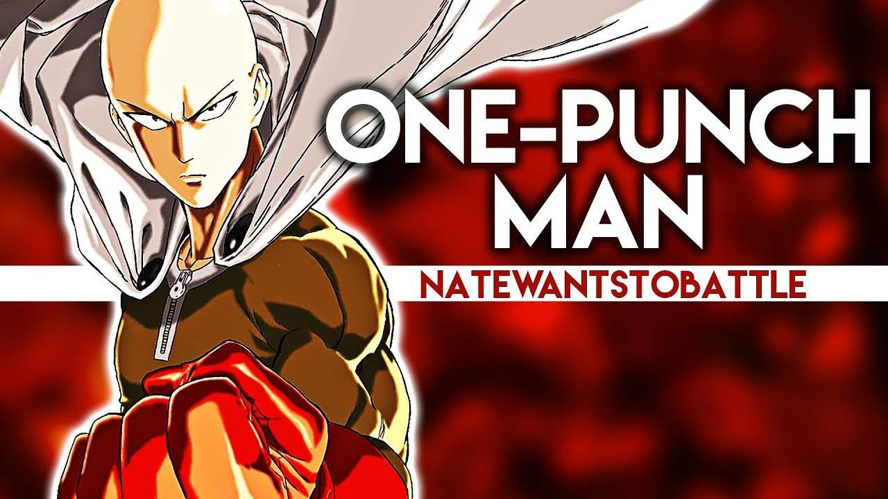 One Punch Man Opening The Hero English Dub Cover Song By Natewantstobattle Youtube