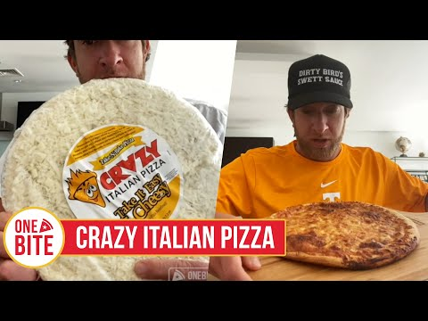 Barstool Frozen Pizza Review - Crazy Italian Pizza (Franklin, TN)