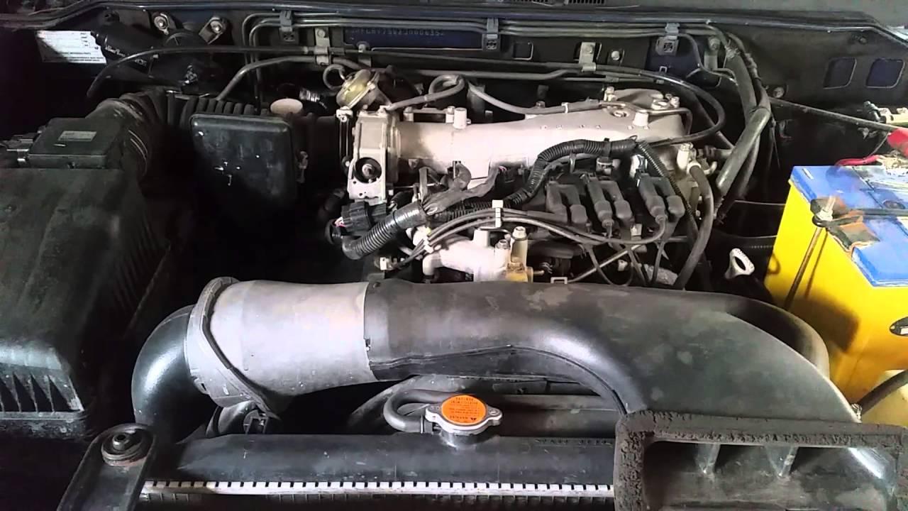 2003 Nm Mitsubishi Pajero