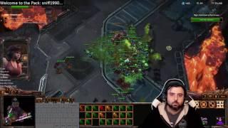 StarCraft 2 Co OP Zagara Bane Nest Glitch Infinite Banes Oh the Power