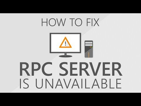 The RPC server is unavailable  0x800706BA | Lansweeper | IT
