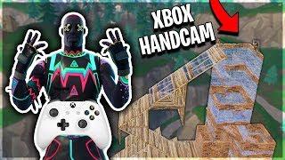 Builder Pro Handcam | Fortnite Battle Royale Gameplay #SoaRRC
