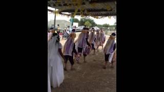 Danzantes en la Fiesta Virgen del 2012 Tula Tamaulipas  Ej. Francisco Medrano