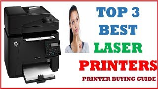 TOP 3 Best Laser Printers with Price ||  In Hindi