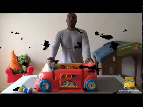Fisher Price Laugh And Learn Smart Stages Crawl Around Car Assembly (Part 1 Of 2)