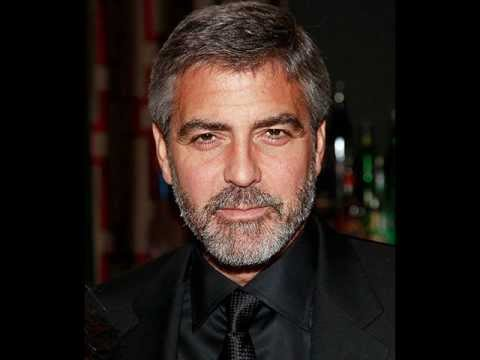 George Clooney Is He Sexy with a Beard or without a Beard ...