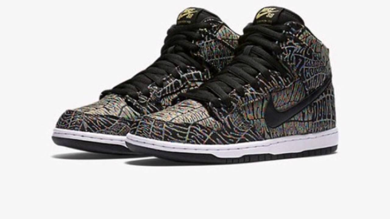a9fad6594c6 NIKE SB DUNK UPCOMING RELEASES   PEACE X9 - YouTube