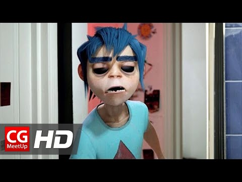 "CGI VFX Breakdown HD Making of Gorillaz ""Do Ya Thing"" 