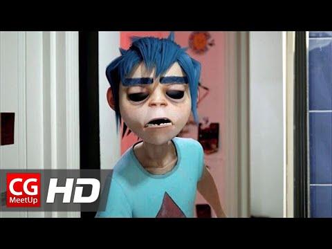 """CGI VFX Breakdown HD: Making of Gorillaz """"Do Ya Thing"""" Vfx Breakdown"""