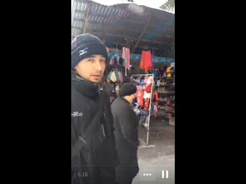 Periscope: Dordoi Market, Bishkek, Kyrgyzstan