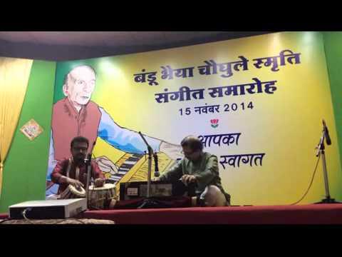 Harmonium Solo Recitel: Pandit Jyoti Goho & Sourabh Goho | Raaga Hamsadhwani