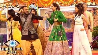 Salman Khan's Prem Ratan Dhan Payo Prmotions And Bigg Boss Season 9 Launch