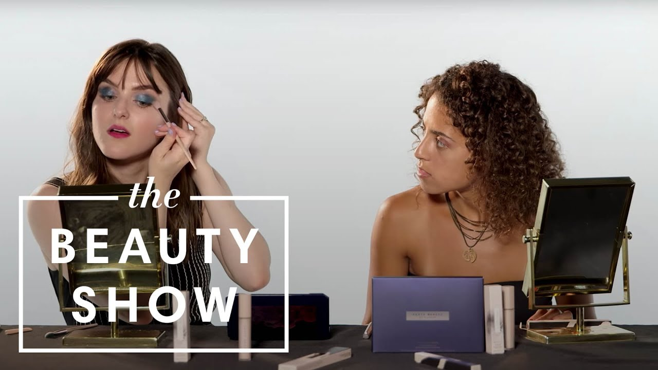 Testing ALL of Fenty Beauty's New Moroccan Spice Collection | The Beauty Show | Harper's BAZAAR