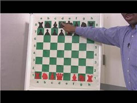 How to Play Chess : How to Set Up a Chessboard