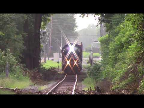 Louisville Railfanning | June - July | 7/24/18