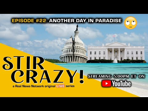 Stir Crazy! Episode #22: Another Day in Paradise