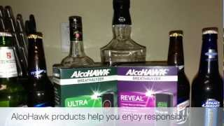 Alcohawk reveal review